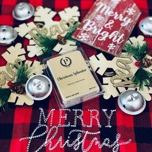 Christmas Splendor Soy Wax Melt